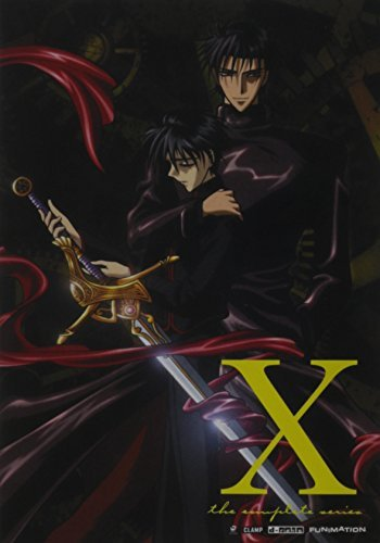 X Complete Series Classic 2 DVD