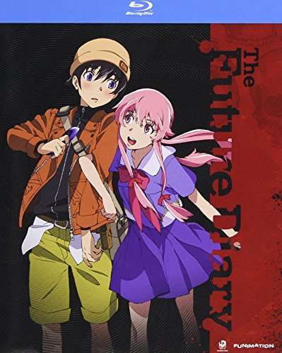Future Diary Complete Series Blu Ray Nr