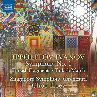 Ippolitov Ivanov Singapore S Symphony No. 1 Turkish Fragm