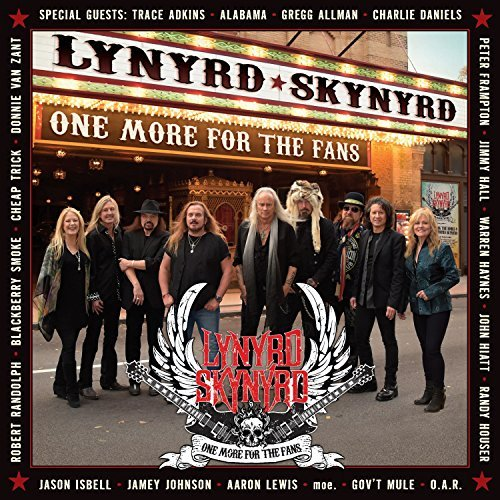 Lynyrd Skynyrd One More For The Fans 2cd & DVD Explicit Version