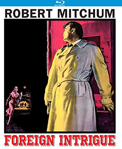 Foreign Intrigue Mitchum Page Blu Ray Nr