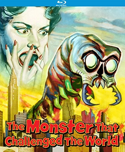 Monster That Challenged The World Holt Dalton Conried Blu Ray Nr