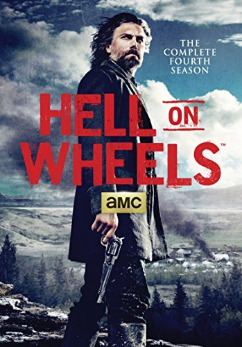 Hell On Wheels Season 4 DVD Season 4
