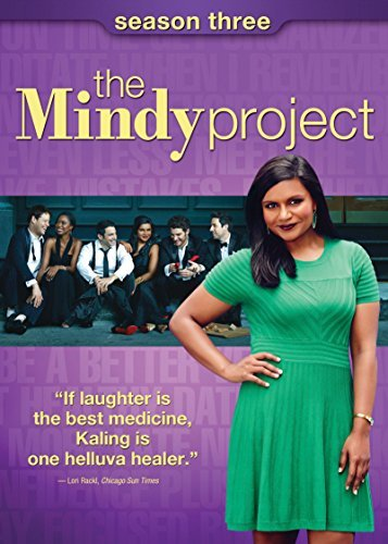 Mindy Project Season 3 DVD