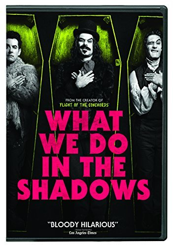 What We Do In The Shadows Clement Waititi DVD R