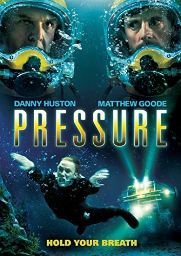 Pressure Goode Huston DVD R