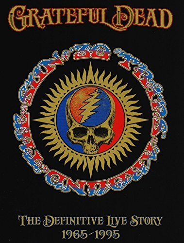 Grateful Dead 30 Trips Around The Sun The Definitive Live Story (1965 1995)