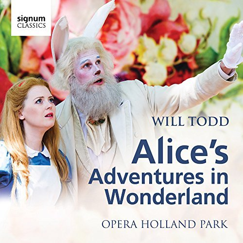 Todd Opera Holland Park Wa Alice's Adventures In Wonderla
