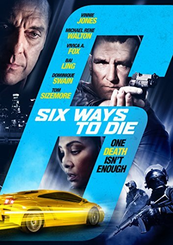 6 Ways To Die Jones Walton Fox Sizemore DVD Nr