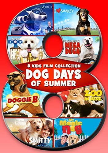 Dog Days Of Summer 8 Feature Collection DVD