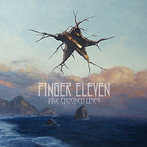 Finger Eleven Five Crooked Lines Explicit Version Five Crooked Lines