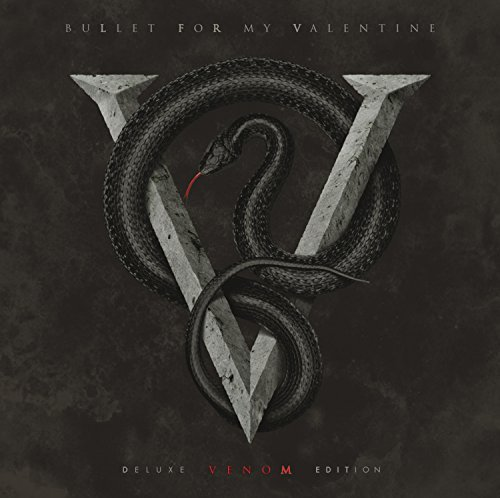 Bullet For My Valentine Venom Deluxe Edition