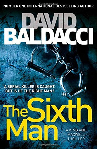 David Baldacci Sixth Man The