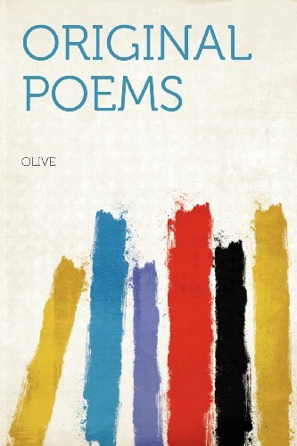 Olive Original Poems