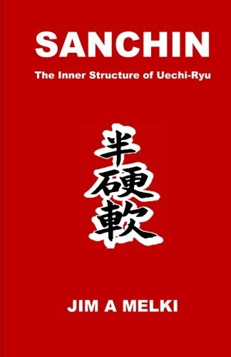 Jim A. Melki Sanchin The Inner Structure Of Uechi Ryu