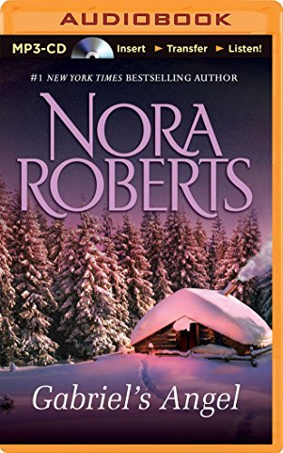 Nora Roberts Gabriel's Angel Mp3 CD