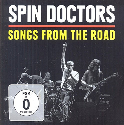 Spin Doctors Songs From The Road