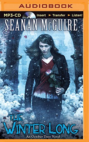 Seanan Mcguire The Winter Long Mp3 CD