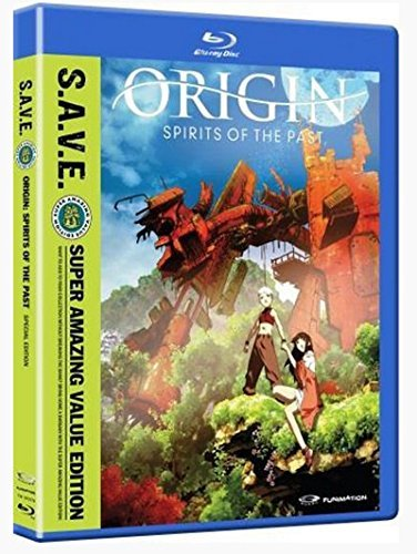 Origin Spirits Of The Past Origin Spirits Of The Past Blu Ray Nr