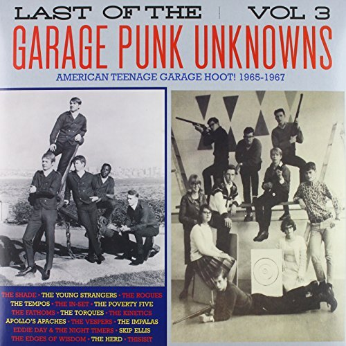 Last Of The Garage Punk Unknowns Volume 3 Volume 3