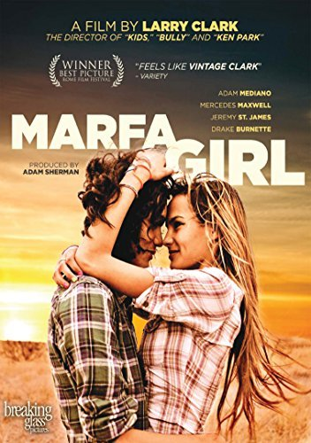 Marfa Girl Mediano Burnette DVD Nr