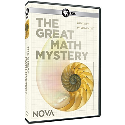 Nova The Great Math Mystery DVD Pbs