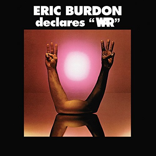 War Eric Burdon Declares War