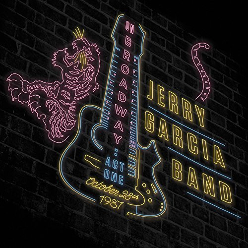 Jerry Garcia On Broadway Act One October