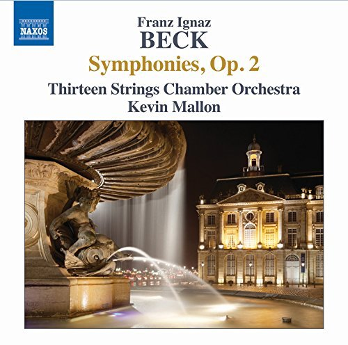 Beck Thirteen Strings Mall Symphonies Op. 2