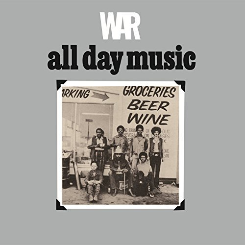 War All Day Music
