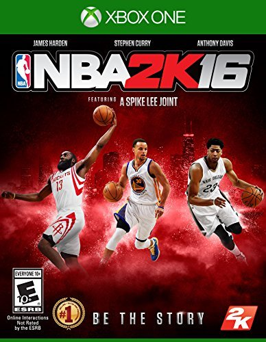 Xbox One Nba 2k16 Early Tip Off Edition
