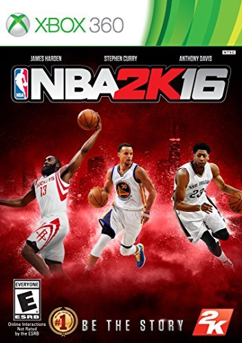 Xbox 360 Nba 2k16 Early Tip Off Edition Nba 2k16 Early Tip Off Edition
