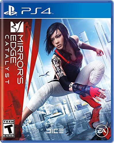 Ps4 Mirror's Edge Catalyst Mirror's Edge Catalyst