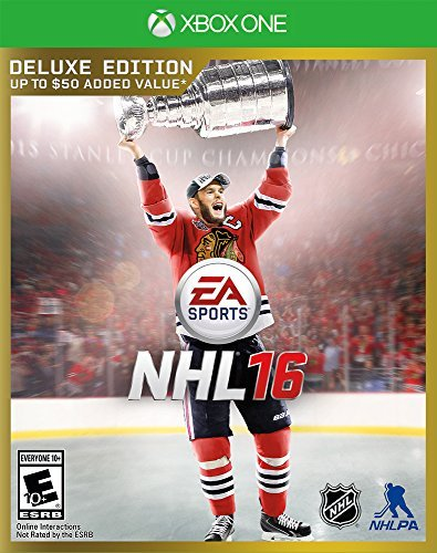 Xbox One Nhl 16 Deluxe Edition