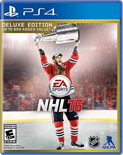 Ps4 Nhl 16 Deluxe Edition