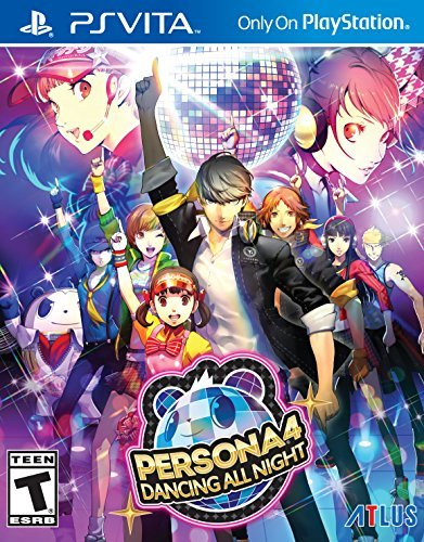 Playstation Vita Persona 4 Dancing All Night Persona 4 Dancing All Night