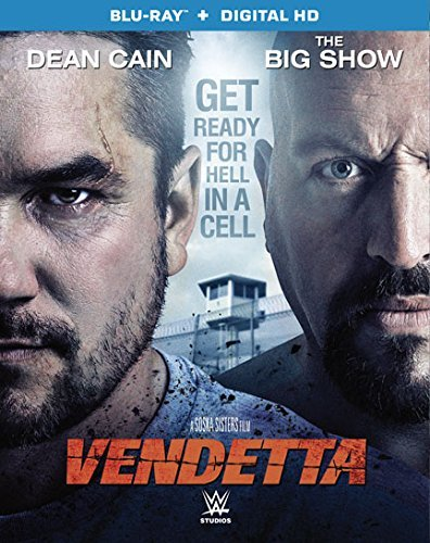 Vendetta Cain Homes Blu Ray Dc R