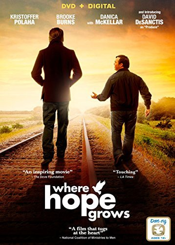 Where Hope Grows Polaha Burns Mckellar Desanctis DVD Pg13