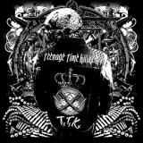 Teenage Time Killers Greatest Hits Vol. 1 (black & Grey) 2lp+cd Black & Grey Colored Vinyl Greatest Hits Vol. 1