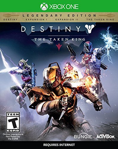 Xbox One Destiny The Taken King Destiny The Taken King
