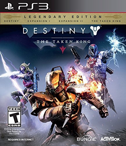 Ps3 Destiny The Taken King Destiny The Taken King