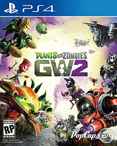 Ps4 Plants Vs. Zombies Garden Warfare 2