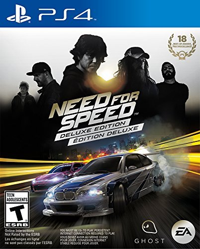 Ps4 Need For Speed Deluxe Edition Need For Speed Deluxe Edition