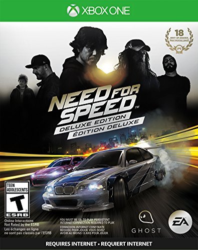 Xbox One Need For Speed Deluxe Edition