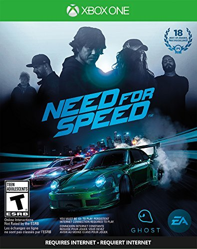 Xbox One Need For Speed Need For Speed