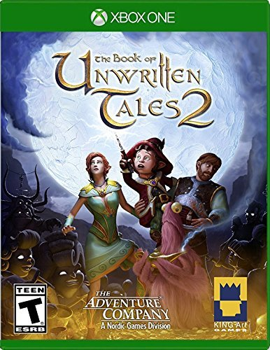 Xbox One Book Of Unwritten Tales 2