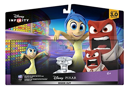 Disney Infinity 3.0 Play Set Inside Out Play Set