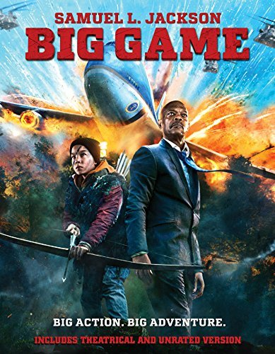 Big Game Jackson Tommila Blu Ray Pg13
