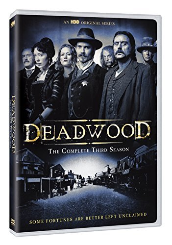 Deadwood Season 3 DVD