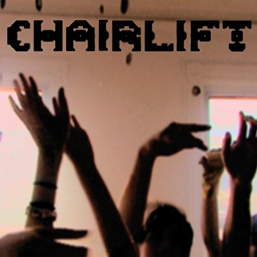 Chairlift Does You Inspire You (white Vinyl)